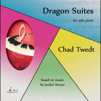 MP3 Album:  Dragon Suites (Chad Twedt / Jordan Steven)